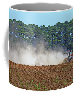 Dust Farming Coffee Mug
