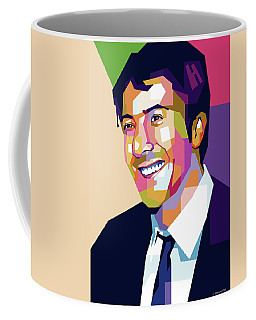 Dustin Hoffman Coffee Mug