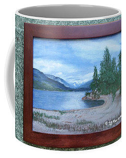 Dutch Harbour, Kootenay Lake Coffee Mug
