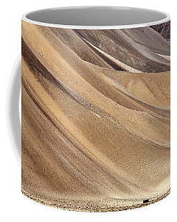 Coffee Mug featuring the photograph Dwarfed by Whitney Goodey