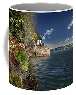 Dylan Thomas Boathouse 6 Coffee Mug