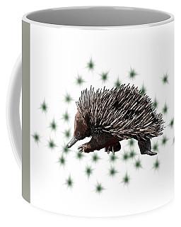 E Is For Echidna Coffee Mug