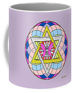 Eager Soul Portrait Coffee Mug