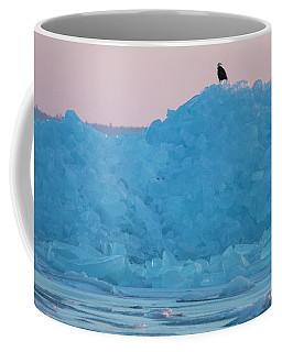 Eagle On Ice Mackinaw City 2261803 Coffee Mug