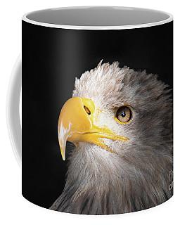 Eagle Portrait Coffee Mug