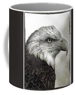 Eagle Protrait Coffee Mug