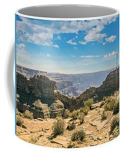 Eagle Rock, Grand Canyon. Coffee Mug