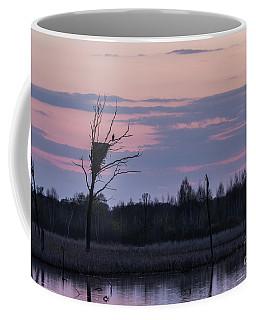 Eagle Sunset Coffee Mug