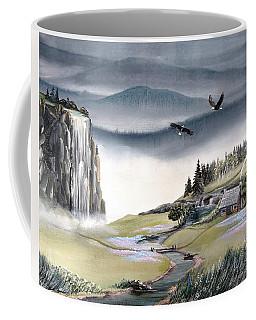 Eagle View Coffee Mug