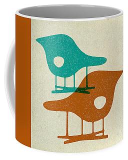 Eames La Chaise Chairs II Coffee Mug