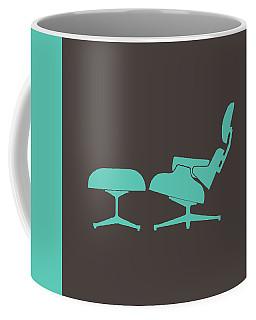 Eames Lounge Chair And Ottoman I Coffee Mug