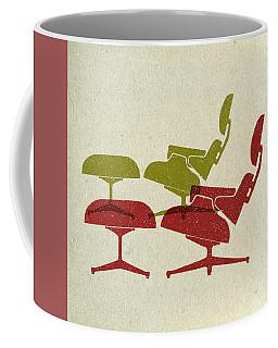 Eames Lounge Chairs I Coffee Mug