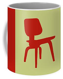 Eames Molded Plywood Chair I Coffee Mug