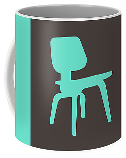 Eames Molded Plywood Chair II Coffee Mug