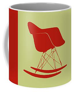 Eames Rocking Chair Coffee Mug