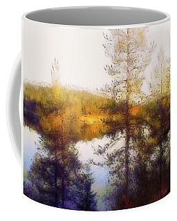 Early Autumn In Finland Coffee Mug