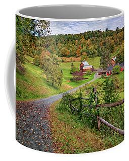 Early Fall At Sleepy Hollow Farm Coffee Mug