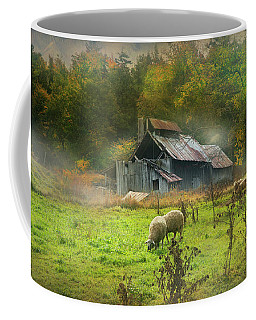 Early Morning Grazing Coffee Mug