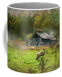Early Morning Grazing Coffee Mug