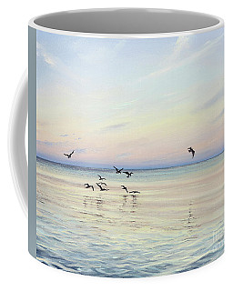 Early Morning Patrol Coffee Mug