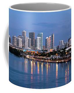 Early Rise Miami Coffee Mug