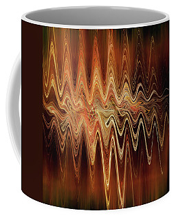 Earth Frequency Coffee Mug