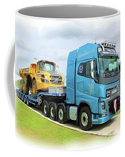 Earthmover Coffee Mug