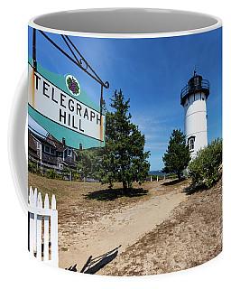 East Chop Lighthouse Marthas Vineyard Coffee Mug