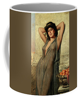 Eastern Beauty Coffee Mug