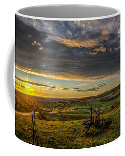 Eden At Sunrise Coffee Mug