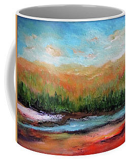 Edged Habitat Coffee Mug