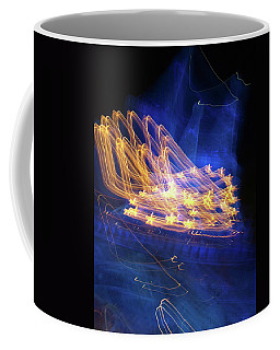 Effiel Tower, Blurred Coffee Mug