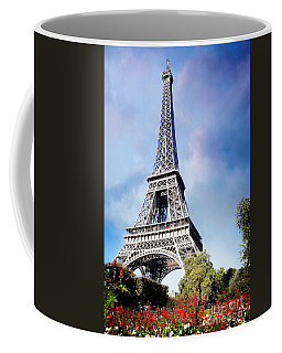 Eiffel Garden Coffee Mug