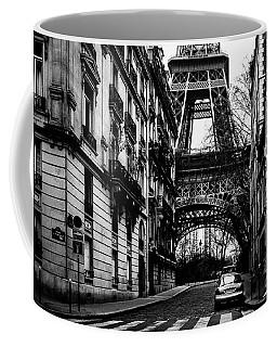 Eiffel Tower - Classic View Coffee Mug