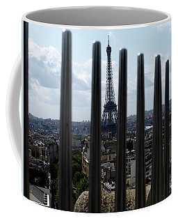 Eiffel Tower, Distant Coffee Mug