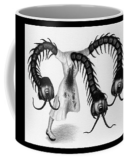 Eiko The Demon - Artwork Coffee Mug