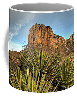 El Capitan Of Texas Coffee Mug