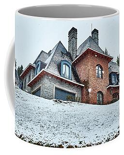 El Messidor Residence In The Argentine Patagonia Coffee Mug