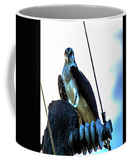 Electrifying Pose  Coffee Mug
