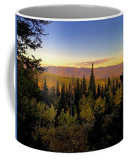 Elk Bluff  Coffee Mug