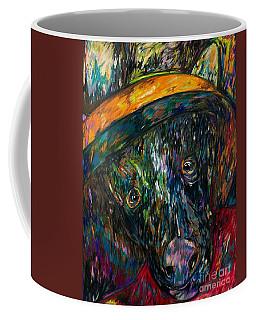 Ellie Begging  Coffee Mug