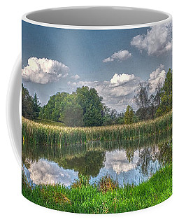Ellis Pond Coffee Mug