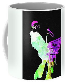 Elton Watercolor II Coffee Mug