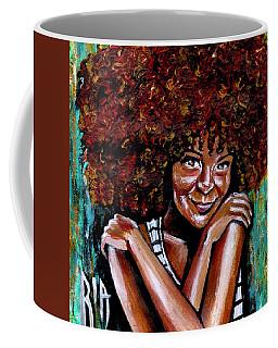 Embraced Coffee Mug