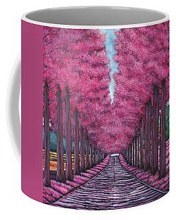 Emerald Avenue Coffee Mug