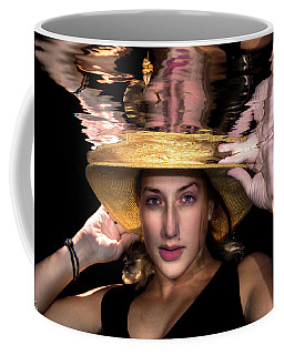 Coffee Mug featuring the photograph Emily 4 by Jim Lesher