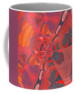 Coffee Mug featuring the digital art Emotion by A zakaria Mami