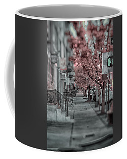 Empty Sidewalk Coffee Mug