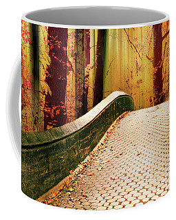 Coffee Mug featuring the photograph Enchanted Autumn by Jessica Jenney