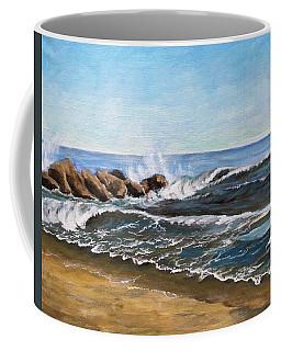 End Of Jetty Coffee Mug